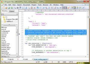 EditPlus 5.3 Crack Build 3080 with License Key Free Download