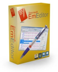 EmEditor Professional 20.4.5 Crack with Serial Key Download