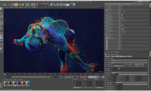 Cinema 4D R22.118 Crack with Serial Key 2021 Free Download