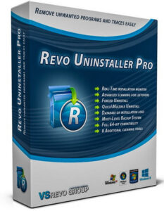 Revo Uninstaller Pro 4.4.0 Crack with License key  Download