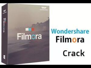 Wondershare Filmora 9.5.1.8 Crack & License Key Free Download