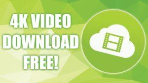 4K Video Downloader 4.14.1.4020 Crack + License Key Free Download