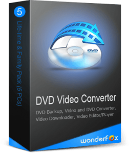 WonderFox DVD Video Converter 21.0 License Key + Crack Free Download