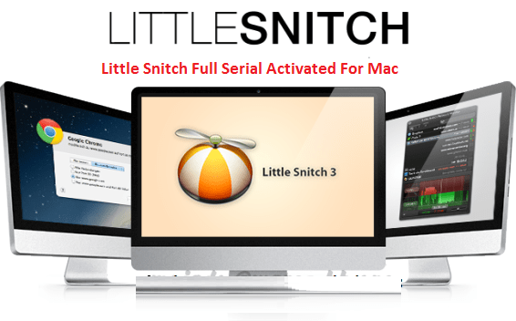 Little Snitch 4.5.2 Crack With License Key 2020 [100% Working]