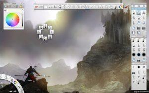 Autodesk SketchBook Pro 2020.1 V8.8 Crack Full License Key Download