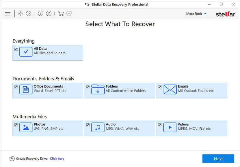 Stellar Data Recovery Crack Professional 10.0.0.5 [2021] download
