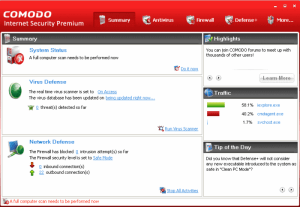 Comodo Internet Security Crack 12.2.2 + Activation Key [2021] Download