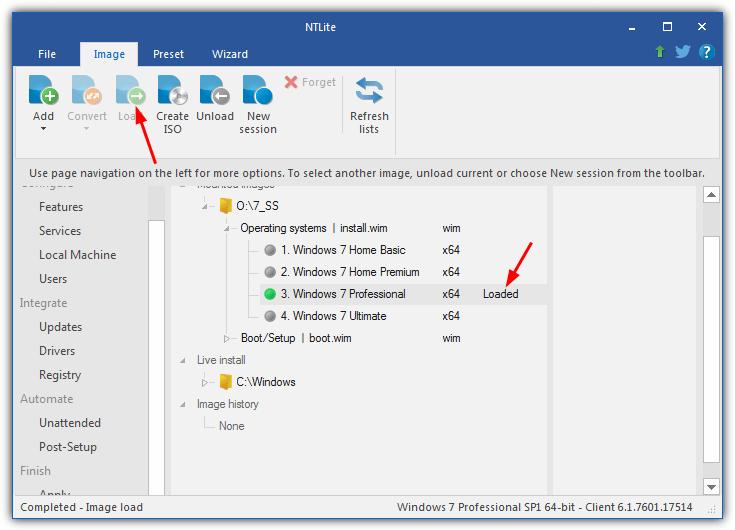 NTLite 2.1.0.7760 Crack & License Key [Latest 2021] Free Download