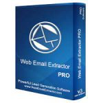Web Email Extractor Pro 6.3.3.3.5 + Crack[Latest]Free Download