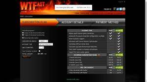 WTFAST 5.3.2 Crack+ Activation Key [2022]Free Download